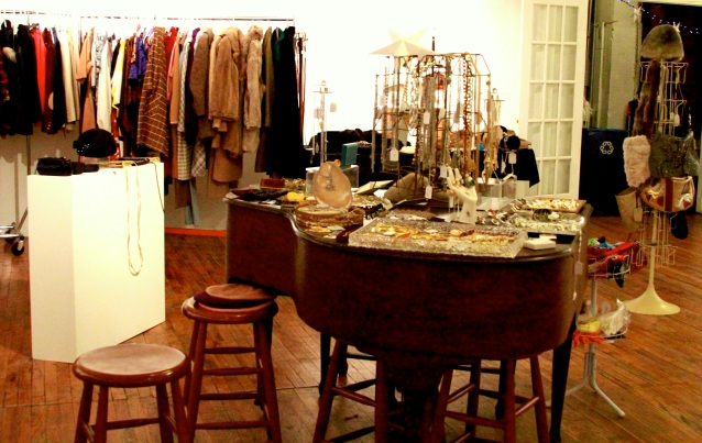 Vintage Store by Wicker Park