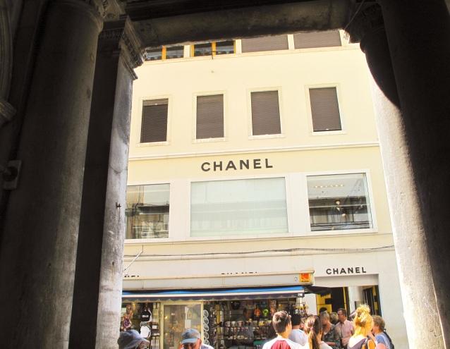 Chanel Store, Venice