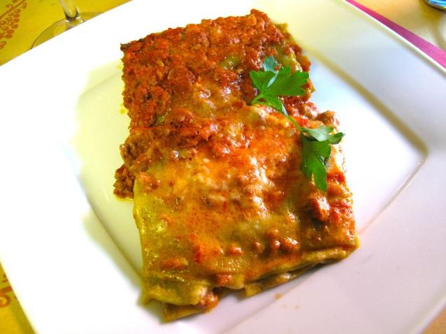 Bologna, Italy: Lasagna Bolognese