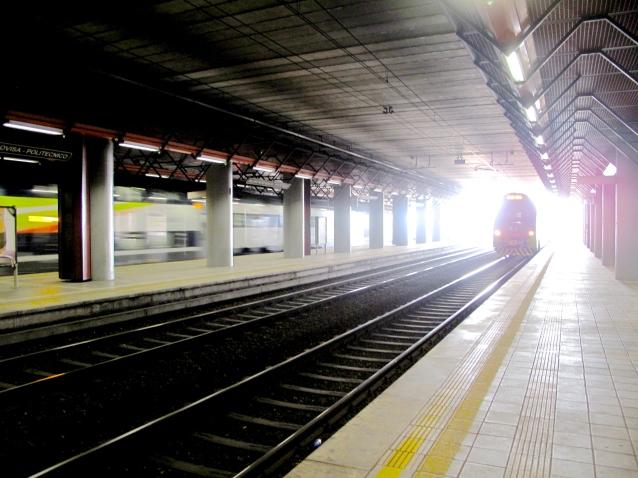 Italy: Subway