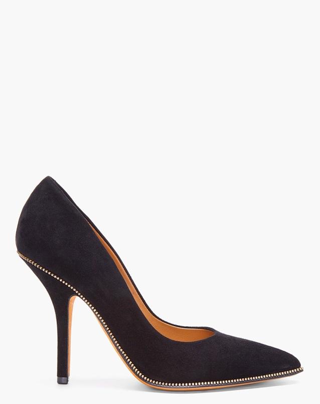 Givenchy Zip Heels
