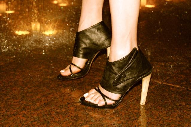 Hussein Chalayan Sandals