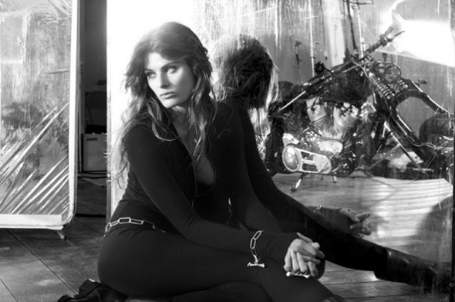 Redemption Choppers' Spring 2013 Campaign featuring Isabeli Fontana