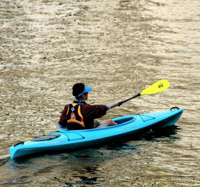 Kayaking Milwaukee