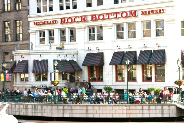 Restaurants Of Milwaukee: Rock Bottom Brewery