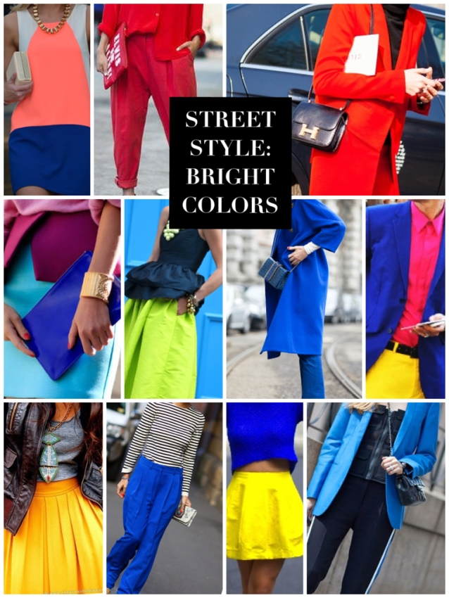 Bright Colors