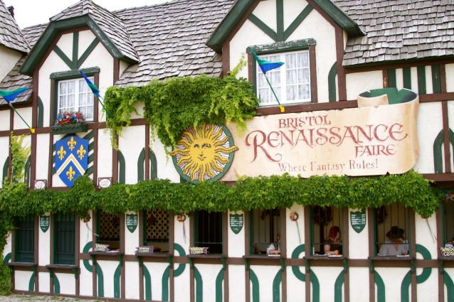 Bristol Renaissance Faire: Where Fantasy Rules!