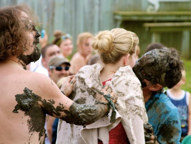 Bristol Renaissance Faire: Mud Show
