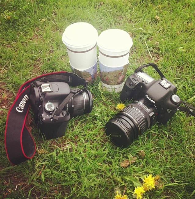 Photography And Coffee