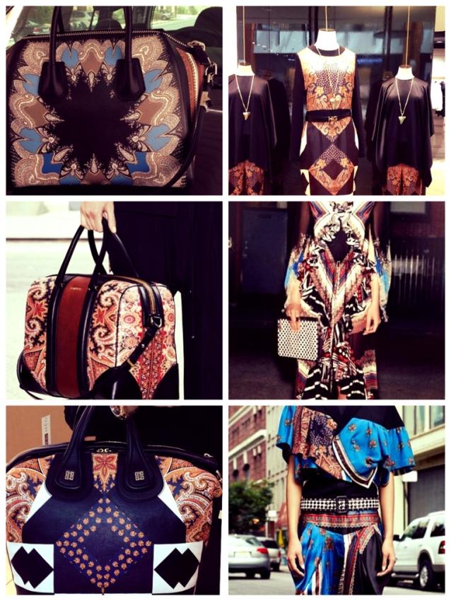 Paisley Print: Givenchy