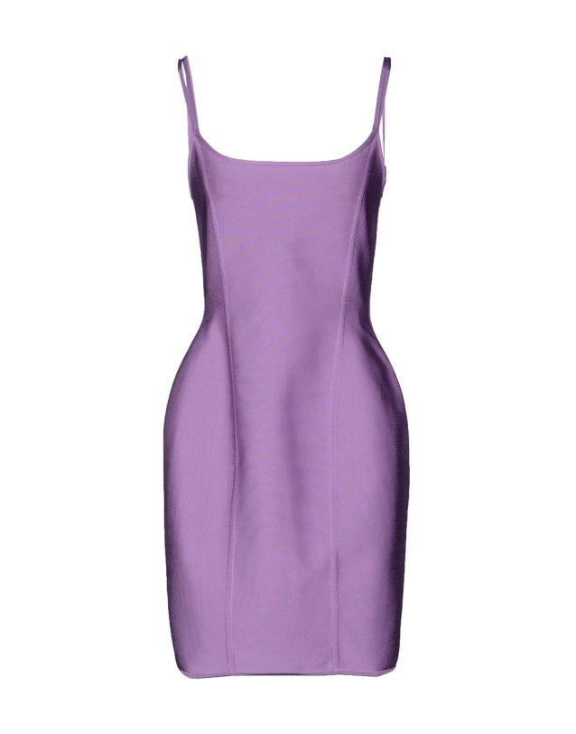 herve-leger-purple-dress