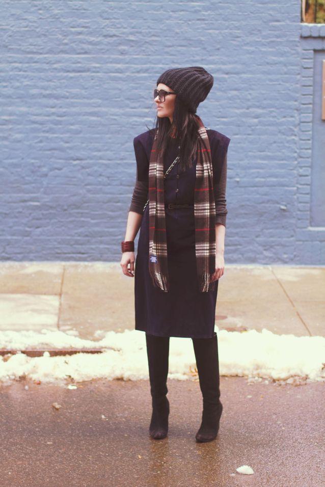 tartan-scarf-beanie