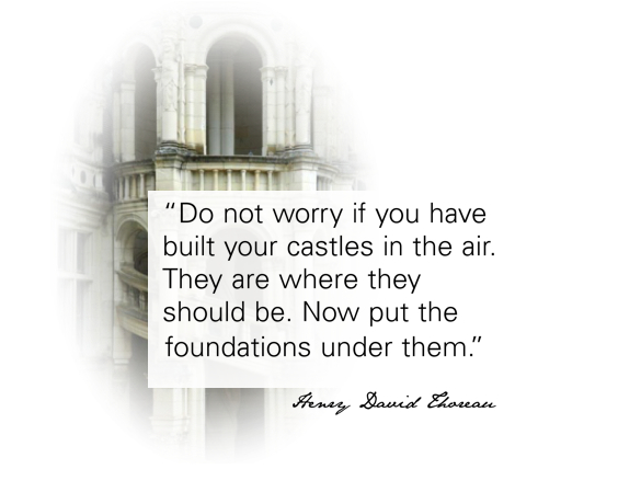 castle_quotes_dreams_david_thoreau_business