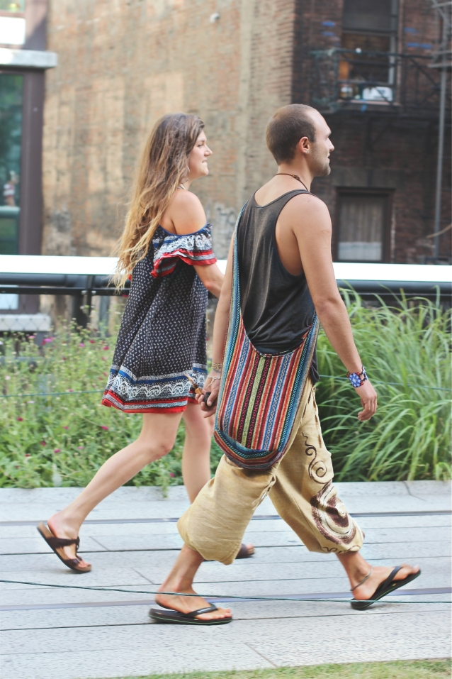 bohemian_stylish_couple_matching_match