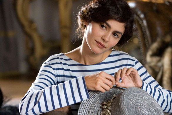 "Audrey Tautou plays Coco Chanel in ""Coco Avant Chanel"" film.  Photograph: /Sony Pictures Classics"
