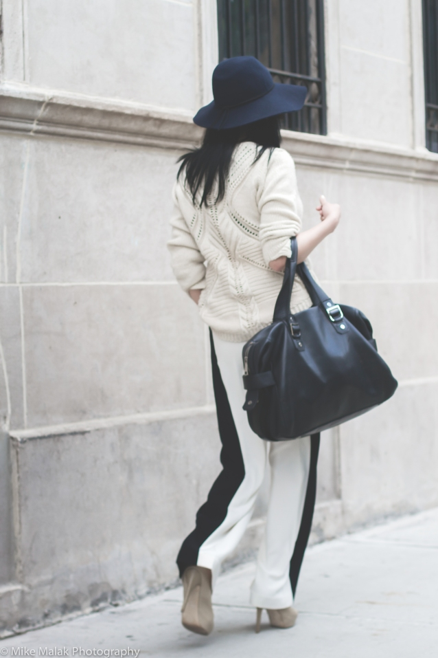 floppy_hat_fall_2014_knits_nude_shoes_striped_pants