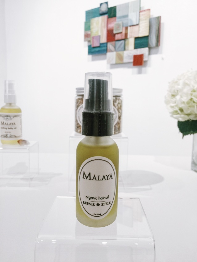 Malaya Organics Hair Oil Style And Repair