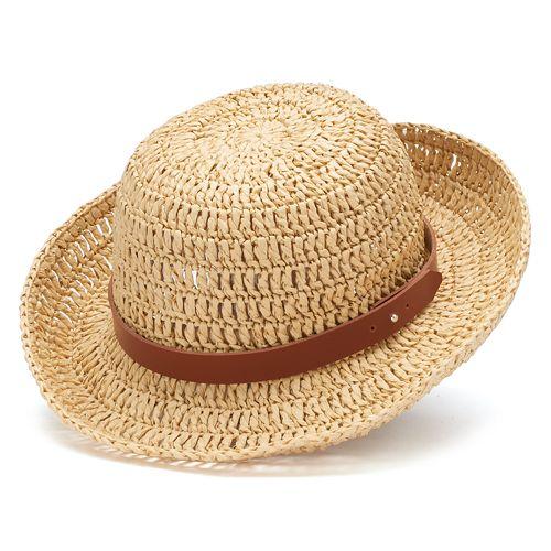 Chaps_straw_hat_under_$50